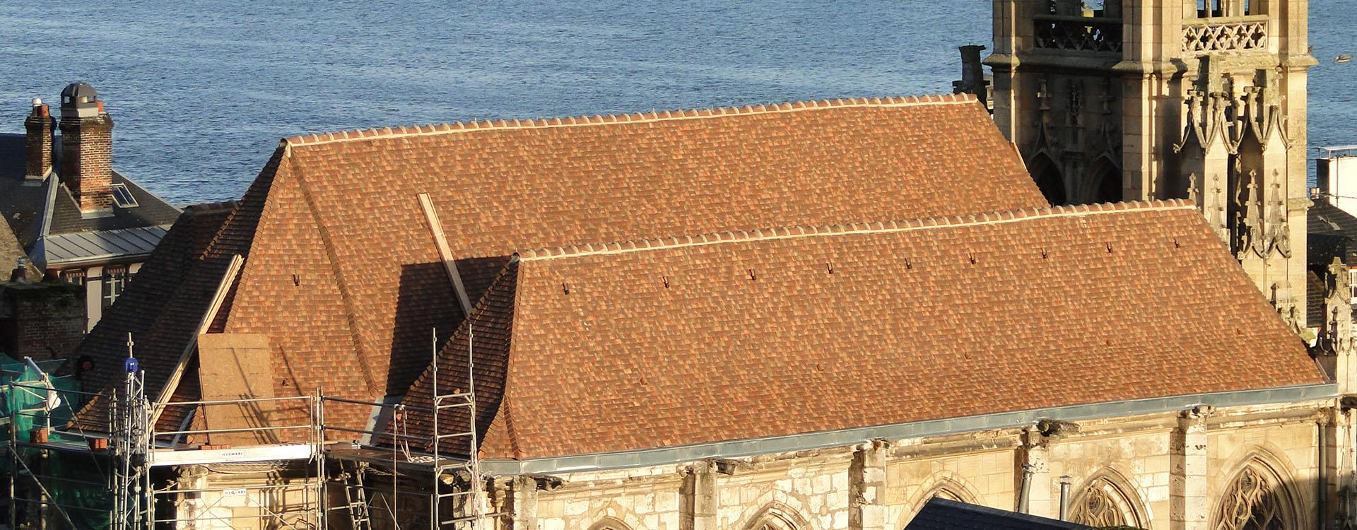 Entreprise Auzanne couvreur toiture et ramonage Rouen Le Havre